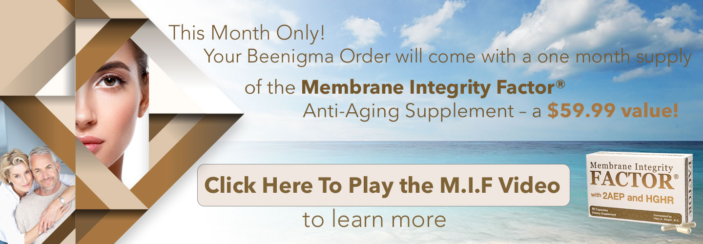 free anti-aging supplement